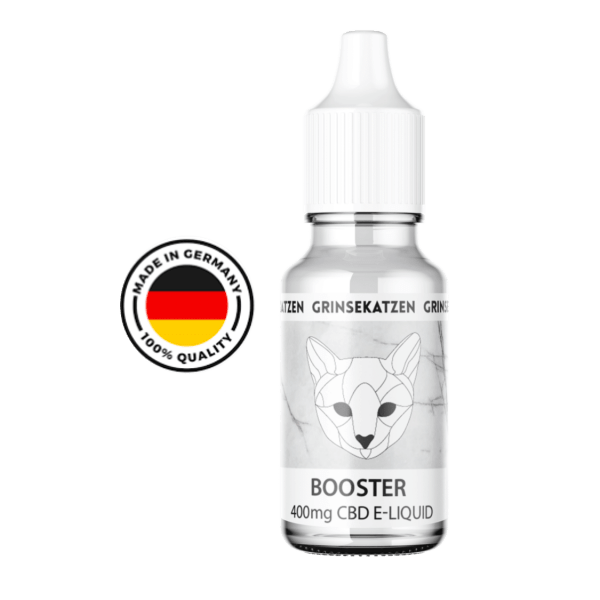 CBD Liquid Booster