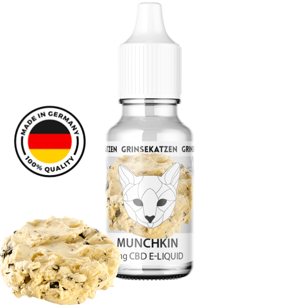 Cookie CBD Liquid Munchkin 10ml 400mg CBD